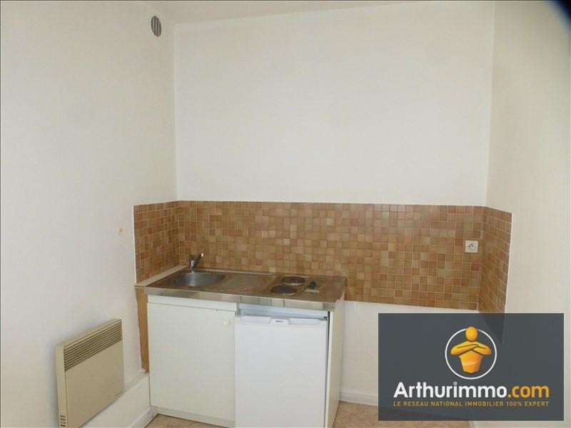 Rental apartment St brieuc 368€ CC - Picture 2