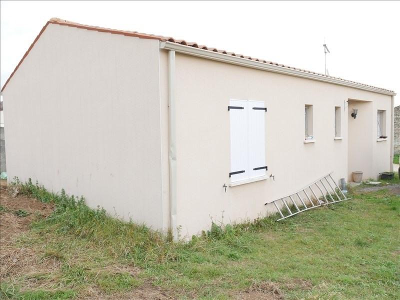 Vente maison / villa Le thou 129900€ - Photo 1