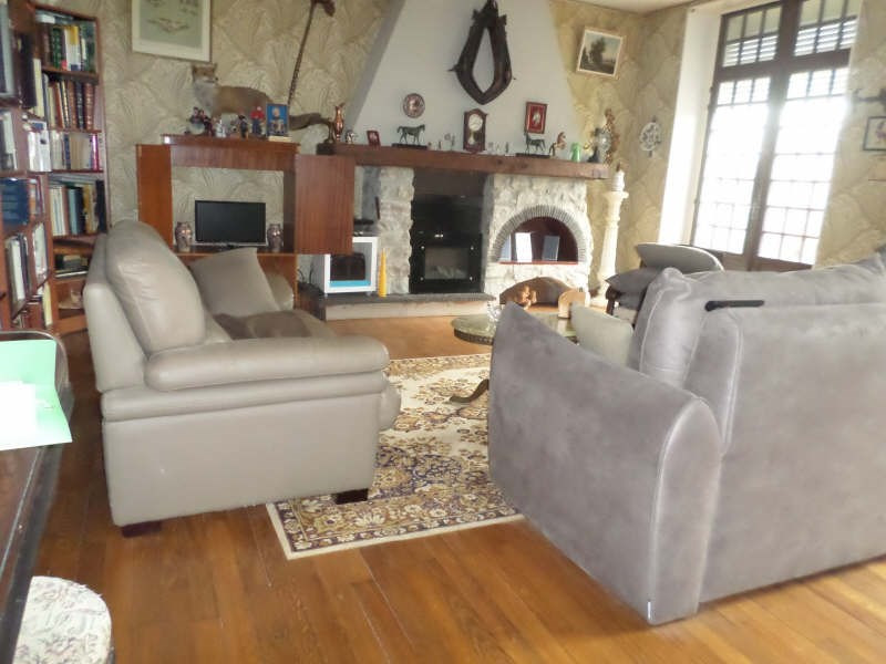Vente maison / villa Chauvigny 210 000€ - Photo 3