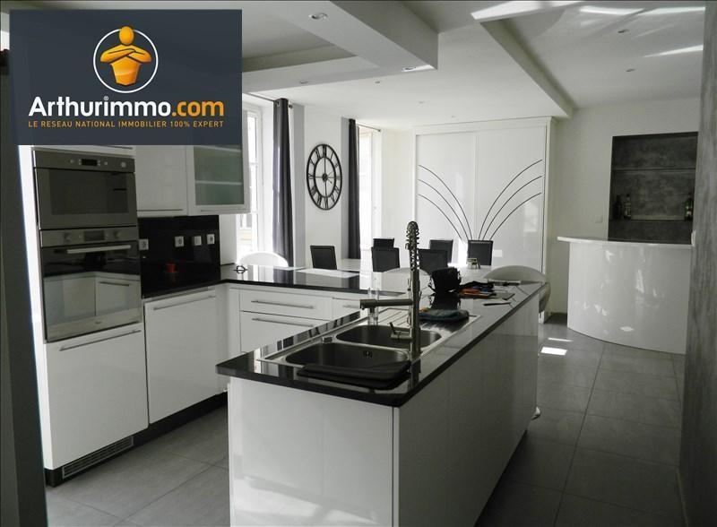 Vente appartement Roanne 138000€ - Photo 2