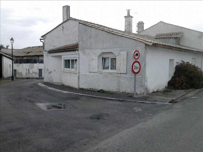 Sale house / villa St ciers sur gironde 79500€ - Picture 2