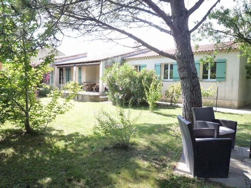 Sale house / villa Camaret sur aigues 388500€ - Picture 1
