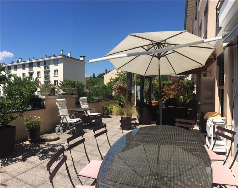 Vente de prestige appartement Charbonnieres les bains 595000€ - Photo 8