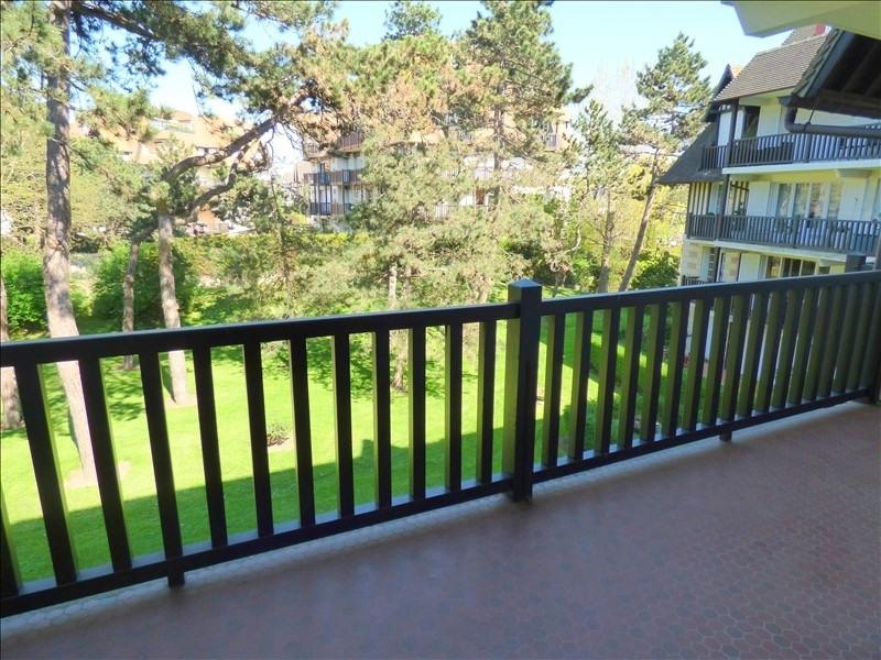 Vente appartement Deauville 216000€ - Photo 1