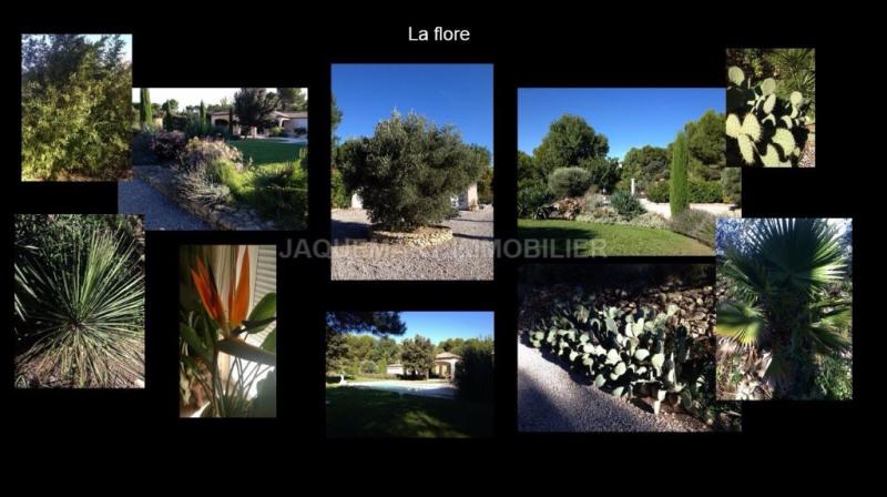 Venta de prestigio  casa Pelissanne 780000€ - Fotografía 7