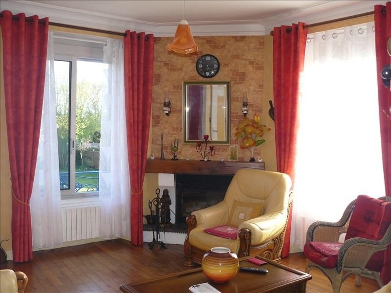 Sale house / villa St malo des trois fontaine 148000€ - Picture 9