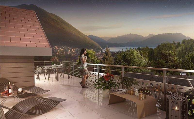 Deluxe sale apartment Annecy le vieux 914000€ - Picture 1