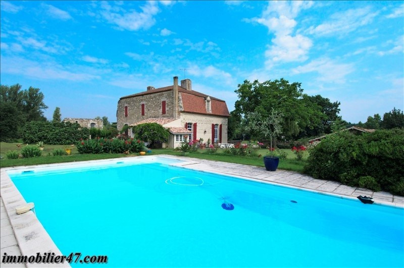 Deluxe sale house / villa Prayssas 568 000€ - Picture 4