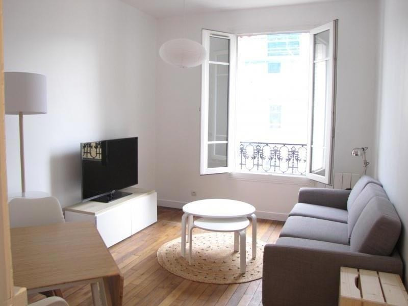 Location appartement Boulogne billancourt 1 250€ CC - Photo 1