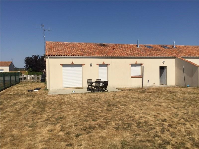 Location maison / villa La chapelle du genet 570€ CC - Photo 1