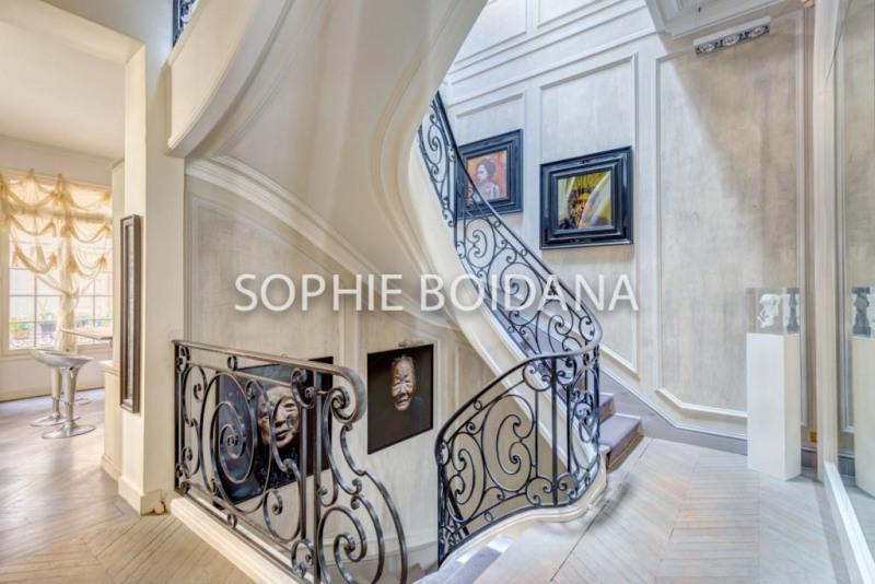 Vente de prestige appartement Paris 17ème 3980000€ - Photo 1