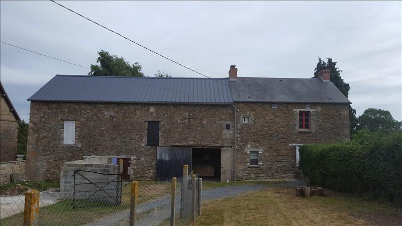 Sale house / villa Aunay sur odon 133000€ - Picture 1