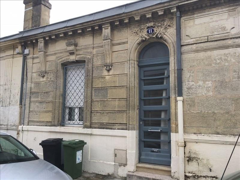 Vente maison / villa Bordeaux 426400€ - Photo 1
