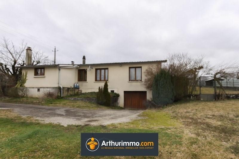 Sale house / villa Vezeronce curtin 165000€ - Picture 1