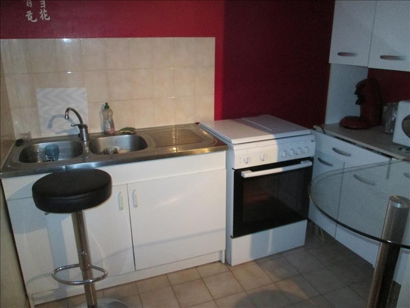 Sale apartment Pont de vaux 64 000€ - Picture 1