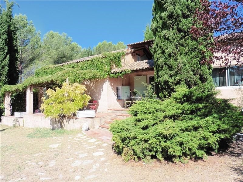 Vente de prestige maison / villa Ventabren 756000€ - Photo 1
