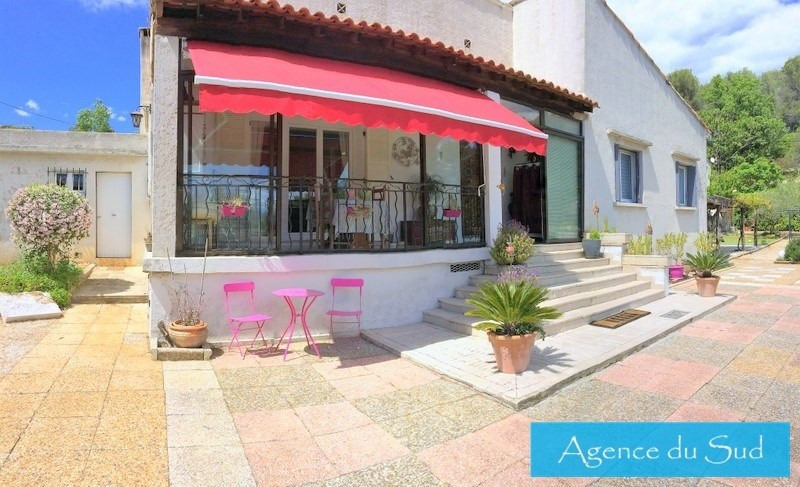 Vente maison / villa Peypin 368 000€ - Photo 3