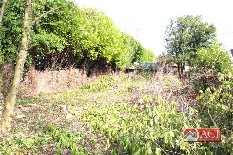 Vente terrain Groslay 140 000€ - Photo 1