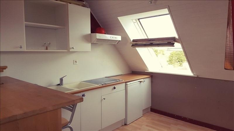 Verkoop  appartement Benodet 86000€ - Foto 4
