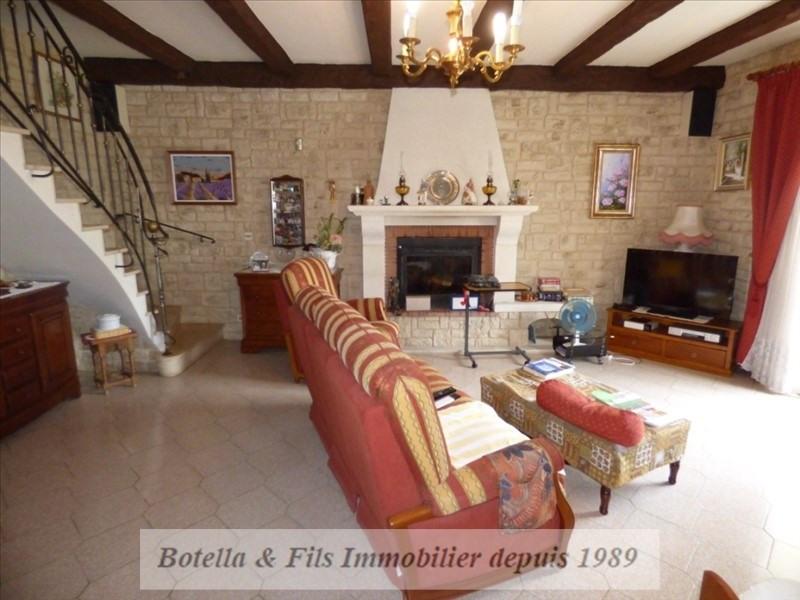 Vente maison / villa Barjac 545000€ - Photo 4