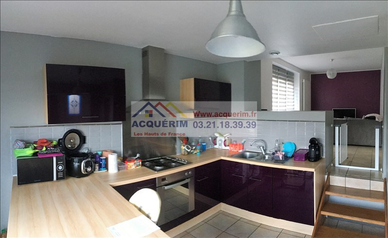 Investment property house / villa Carvin 148000€ - Picture 1