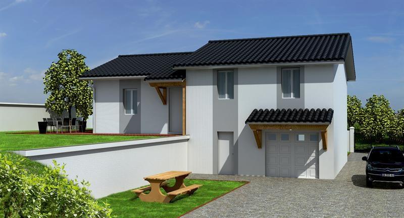 Maison  5 pièces + Terrain 1100 m² Saint Pierre de Boeuf (42520) par IMMOBILIER CECILE ROBIN