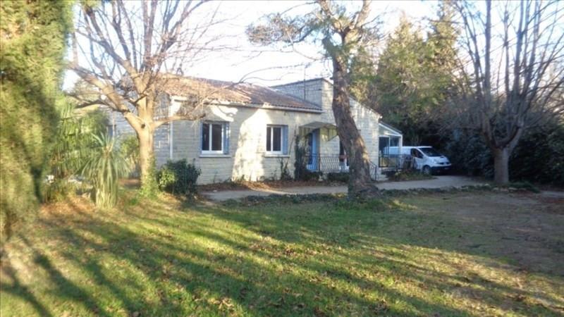 Produit d'investissement maison / villa Le thor 255000€ - Photo 1