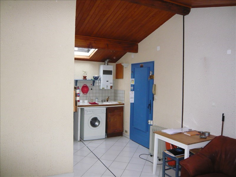 Sale apartment Sete 55 000€ - Picture 1