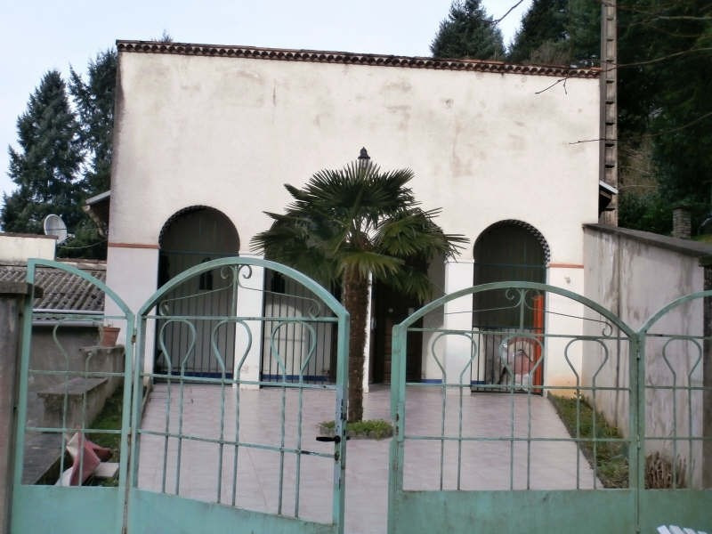 Vente local commercial Mazamet 80 000€ - Photo 1