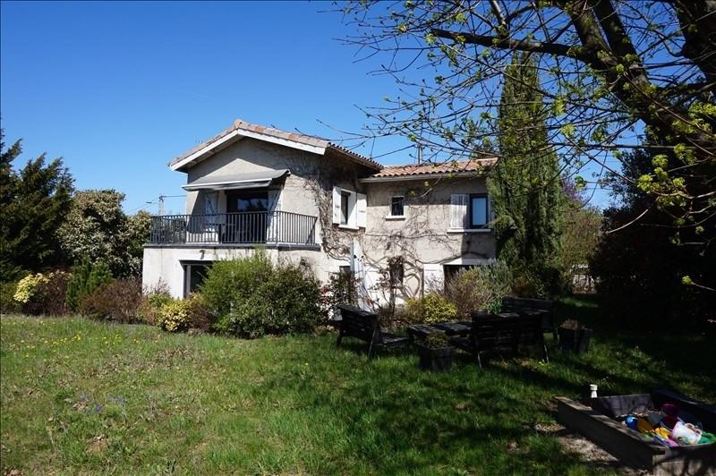 Sale house / villa Reventin vaugris 395000€ - Picture 1