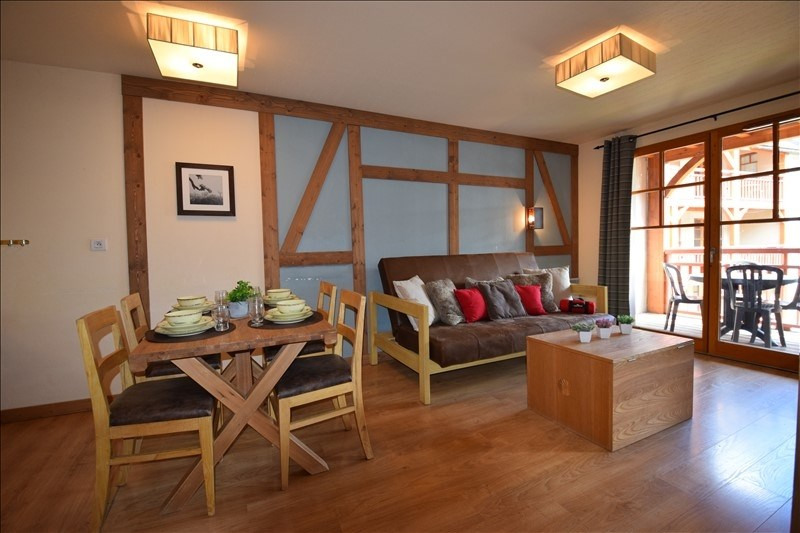 Deluxe sale apartment St lary soulan 149 500€ - Picture 1
