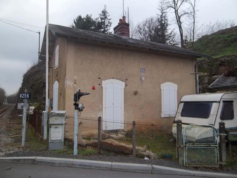 Vente maison / villa Lussac les chateaux 45000€ - Photo 1