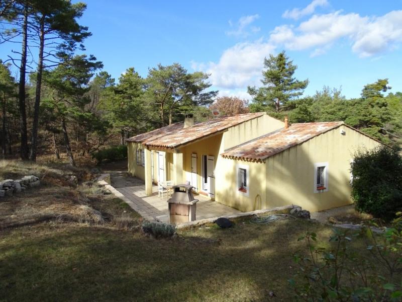 Sale house / villa Tourtour 267750€ - Picture 1