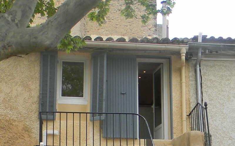 Sale apartment Lamanon 90000€ - Picture 1