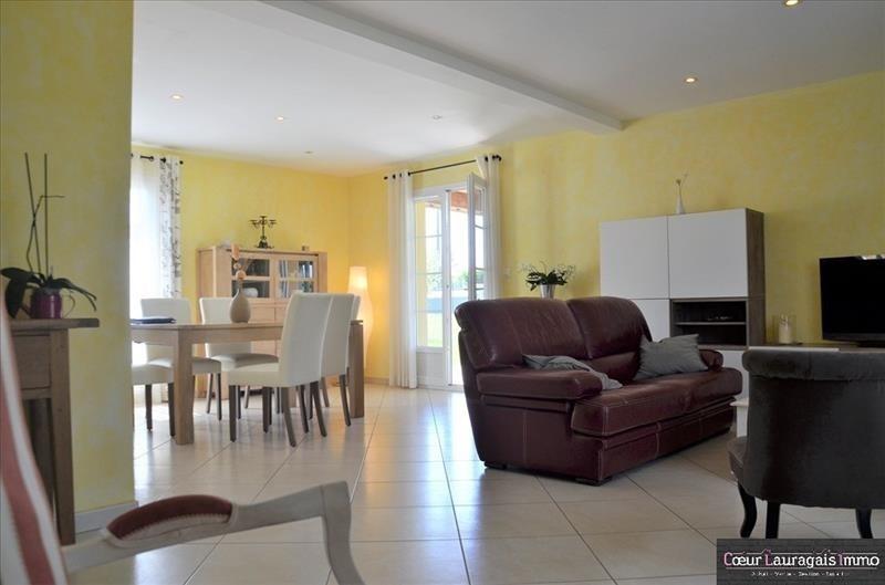 Sale house / villa Caraman 388500€ - Picture 5