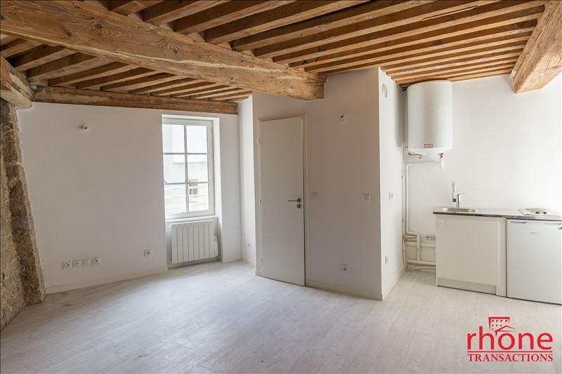 Produit d'investissement appartement Lyon 4ème 137000€ - Photo 1