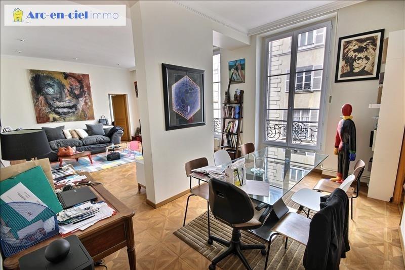 Verkauf von luxusobjekt wohnung Paris 3ème 1249000€ - Fotografie 3
