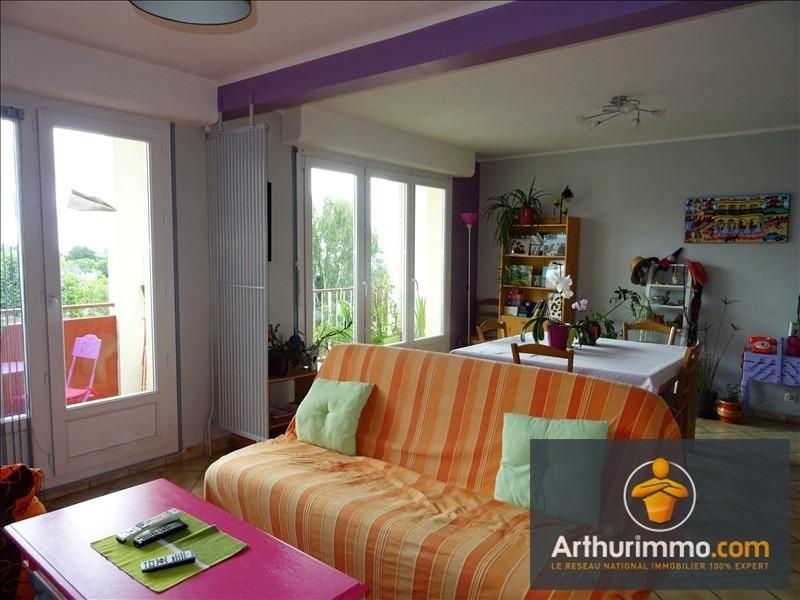 Sale apartment St brieuc 93720€ - Picture 3