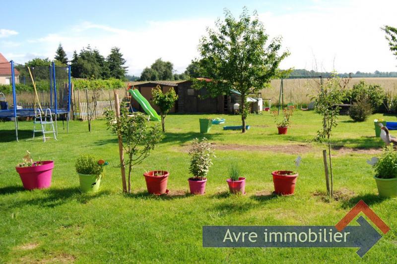 Vente maison / villa Verneuil d'avre et d'iton 139000€ - Photo 2