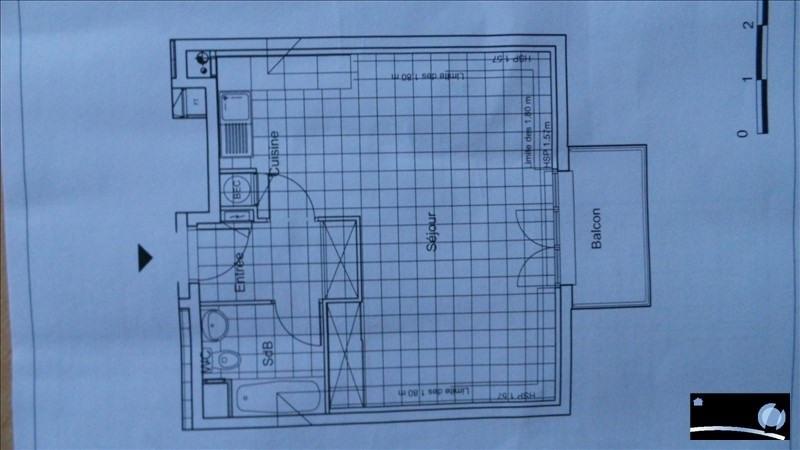 Venta  apartamento La ferte sous jouarre 118750€ - Fotografía 3
