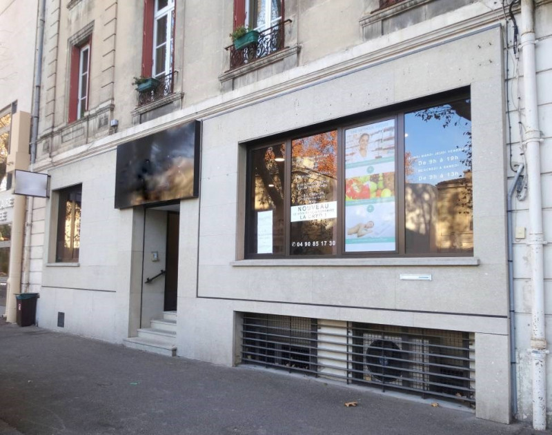 Rental empty room/storage Avignon 1450€ CC - Picture 1