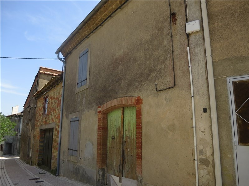 Vente maison / villa Carcassonne 57 500€ - Photo 1