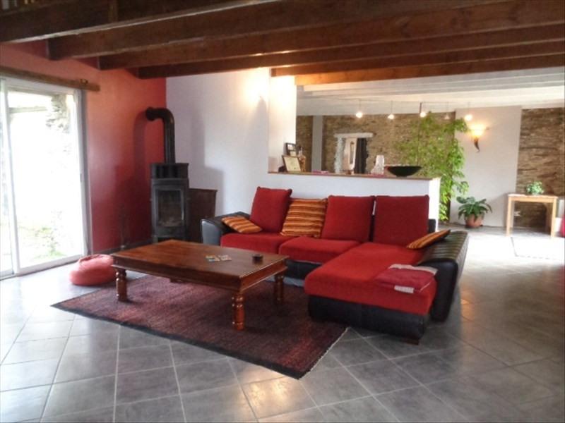 Vente maison / villa Moisdon la riviere 227800€ - Photo 1