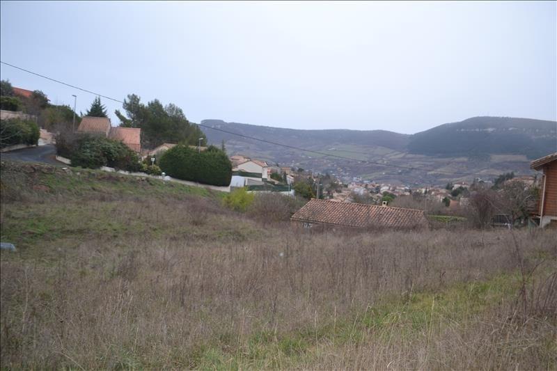 Vente terrain Millau 88000€ - Photo 2