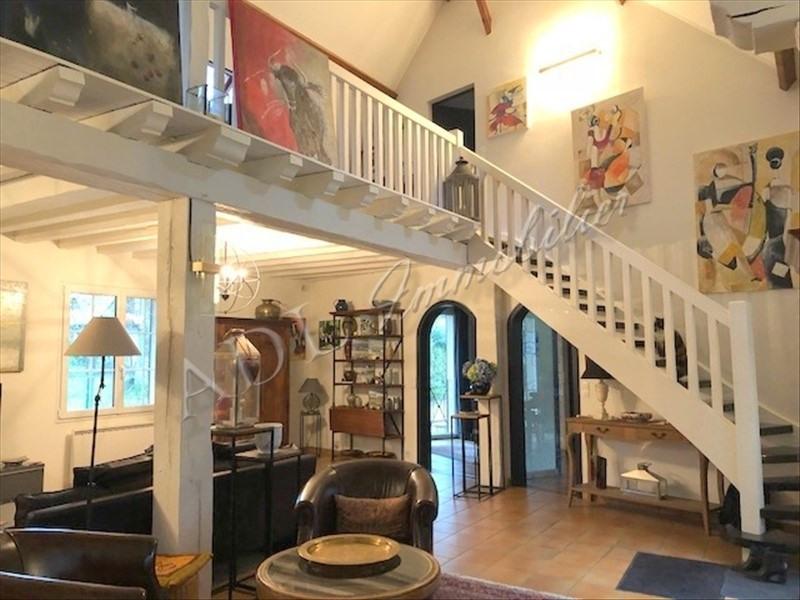 Vente de prestige maison / villa Lamorlaye 618000€ - Photo 1