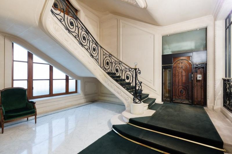Revenda residencial de prestígio apartamento Paris 16ème 7500000€ - Fotografia 17