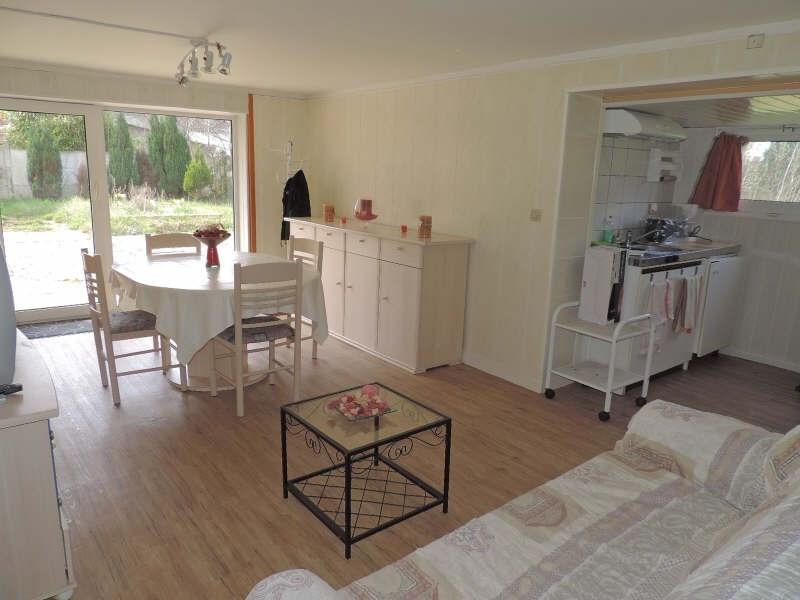 Vente appartement Fort mahon plage 112900€ - Photo 1