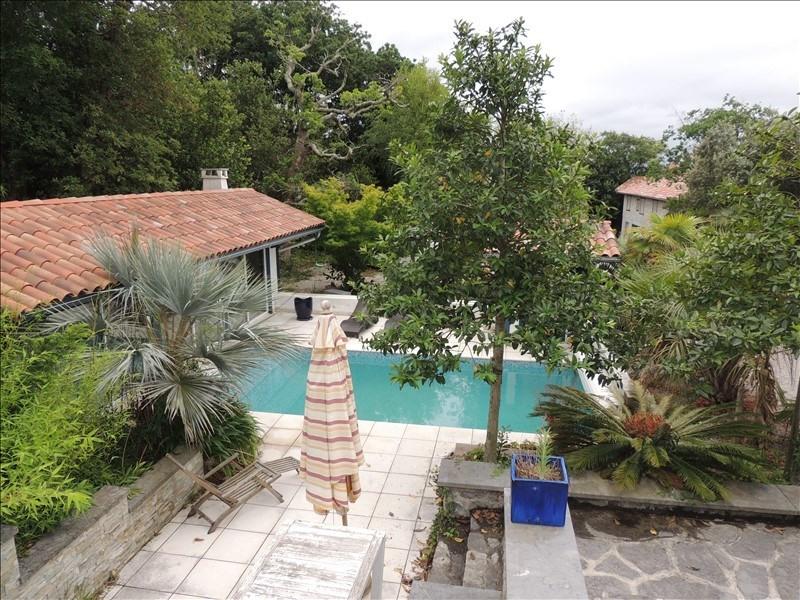 Vente de prestige maison / villa Bidart 1259000€ - Photo 1