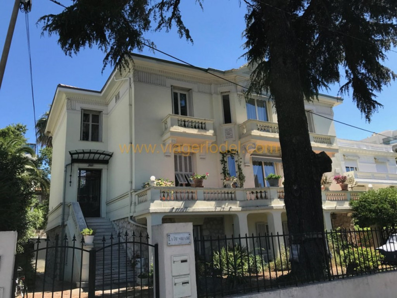 Life annuity apartment Nice 155 000€ - Picture 1