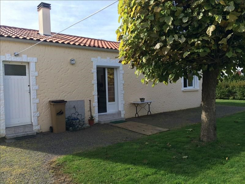 Sale house / villa Jard sur mer 196900€ - Picture 10
